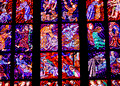 Stained Glass in Prague Church